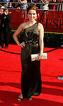 Actress Sophia Bush arrives at the 2008 ESPY Awards held at NOKIA Theatre L.A. LIVE on July 16, 2008 in Los Angeles, California.