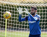 24.06.2019 Rangers training in Algarve: Wes Foderingham