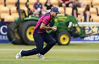 Northants Steelbacks' Nathan Buck takes a catch to dismiss Will Smith (not shown) <br /> <br /> Photographer Andrew Kearns/CameraSport<br /> <br /> Royal London One Day Cup - Northamptonshire v Durham - Sunday 27th May 2018 - The County Ground, Northampton<br /> <br /> World Copyright &copy; 2018 CameraSport. All rights reserved. 43 Linden Ave. Countesthorpe. Leicester. England. LE8 5PG - Tel: +44 (0) 116 277 4147 - admin@camerasport.com - www.camerasport.com