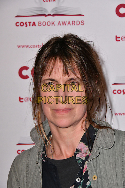 Alice Oswald<br /> Costa Book Of The Year Award 2016, at Quaglino&rsquo;s, London, England on January 31, 2017.<br /> CAP/JOR<br /> &copy;JOR/Capital Pictures