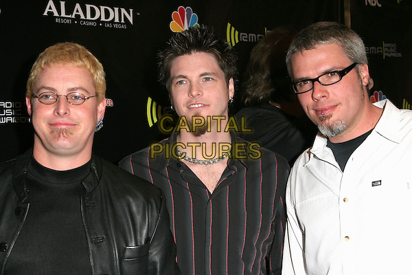 CROSSFADE.2005 Radio Music Awards - Arrivals held at the Aladdin Hotel, Las Vegas, Nevada..December 19th, 2005.Photo: Zach Lipp/AdMedia/Capital Pictures.Ref: ZL/ADM.headshot portrait glasses goatee facial hair.www.capitalpictures.com.sales@capitalpictures.com.© Capital Pictures.