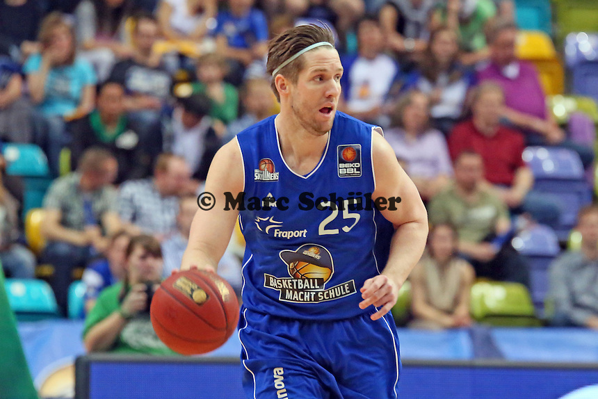 Jacob Burtschi (Skyliners) - Fraport Skyliners vs. TBB Trier, Fraport Arena Frankfurt