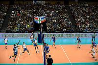 GRONINGEN - Volleybal, Abiant Lycurgus - Luboteni, voorronde Champions League, seizoen 2017-2018, 26-10-2017 overzicht martiniplaza