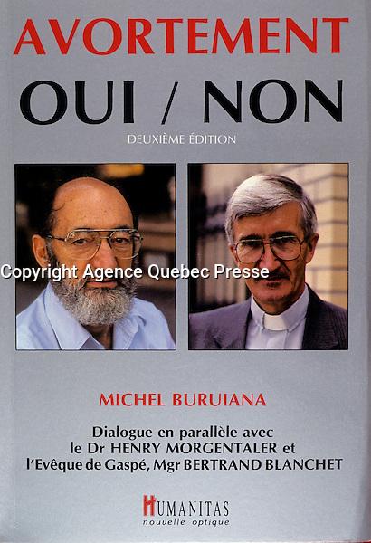 Publication  en couverture d'un livre<br /> <br /> Photo : Pierre Roussel
