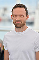 Alban Lenoir at the photocall for &quot;Angel Face&quot; at the 71st Festival de Cannes, Cannes, France 12 May 2018<br /> Picture: Paul Smith/Featureflash/SilverHub 0208 004 5359 sales@silverhubmedia.com