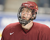 Kyle Kucharski - The Boston College Eagles practiced on Wednesday, April 5, 2006, at the Bradley Center in Milwaukee, Wisconsin, in preparation for their 2006 Frozen Four Semi-Final game against the University of North Dakota.