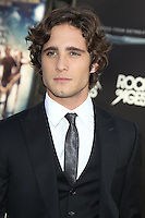 Diego Boneta at the premiere of Warner Bros. Pictures' 'Rock of Ages' at Grauman's Chinese Theatre on June 8, 2012 in Hollywood, California. © mpi20/MediaPunch Inc. NORTEPHOTO.COM