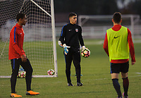 USMNT U-19 Training, January 3, 2018