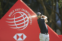 Adam Hadwin (CAN) on the 3rd tee during the 2nd round of the WGC HSBC Champions, Sheshan Golf Club, Shanghai, China. 01/11/2019.<br /> Picture Fran Caffrey / Golffile.ie<br /> <br /> All photo usage must carry mandatory copyright credit (© Golffile   Fran Caffrey)