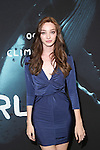 Actress Emma Dumont Attends President of the General Assembly of the United Nations and Parley Oceans Launch Event
