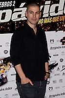 26.07.2012. Premier at Palafox Cinema in Madrid of the movie 'Impavido´, directed by Carlos Theron and starring by Marta Torne, Selu Nieto, Nacho Vidal, Carolina Bona, Julian Villagran and Manolo Solo. In the image Rodrigo Cortes (Alterphotos/Marta Gonzalez) /NortePhoto.com <br /> <br /> **CREDITO*OBLIGATORIO** *No*Venta*A*Terceros*<br /> *No*Sale*So*third* ***No*Se*Permite*Hacer Archivo***No*Sale*So*third*©Imagenes*con derechos*de*autor©todos*reservados*.