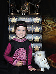 Savannah O'reardon pictured at the harry Potter day at Scotch Hall in aid of st Ita's Special School. Photo:Colin Bell/pressphotos.ie