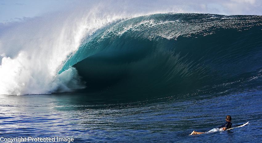 WAVES in Tahiti/2005
