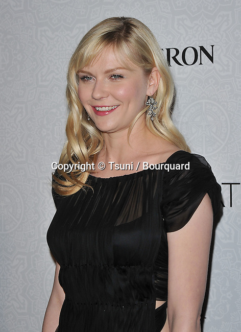 23_ Kirsten Dunst _23  -<br /> The Art of Elysium Gala at the Beverly Hilton Hotel In Los Angeles.