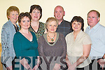 Dance: At the Shindig Traditional Music & Set Dancing Weekend in the Brandon Hotel, Tralee, on Saturday evening were Kate Costelloe, Geraldine Riordan, Bridget Enright, Helen Flaherty, Martin Gill, Mandy Moriarty and Mike Moriarty, all from Tralee..