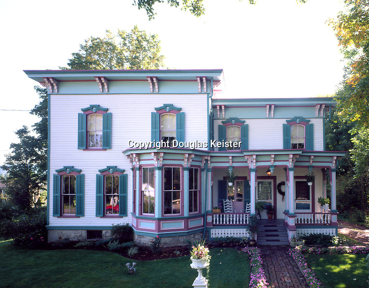 The White House Berries Inn, Restaurant and B&B.At route 20 .Bridgewater, NY