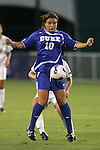 7 November 2007: Duke's CJ Ludemann. Wake Forest University defeated Duke University 1-0 in overtime at the Disney Wide World of Sports complex in Orlando, FL in an Atlantic Coast Conference tournament quarterfinal match.