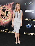 Kim Raver attends the Lionsgate World Premiere of The hunger Games held at The Nokia Theater Live in Los Angeles, California on March 12,2012                                                                               © 2012 DVS / Hollywood Press Agency