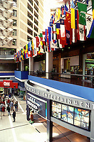 CNN, Atlanta, GA, Georgia, Inside the CNN Studio at One CNN Center in downtown Atlanta.