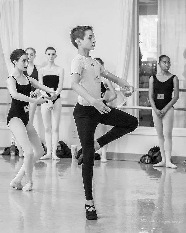 PTP & Studio Program Audition / Masterclass, April 2017