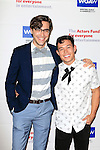 BEVERLY HILLS - JUN 12: Ryan McCartan, Colton Tran at The Actors Fund's 20th Annual Tony Awards Viewing Party at the Beverly Hilton Hotel on June 12, 2016 in Beverly Hills, California