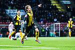S&ouml;dert&auml;lje 2014-04-07 Fotboll Superettan Assyriska FF - Hammarby IF :  <br /> Hammarbys Fredrik Torsteinb&ouml; Torsteinb&oslash; jublar efter att ha gjort 1-0 i slutet av matchen <br /> (Foto: Kenta J&ouml;nsson) Nyckelord:  Assyriska AFF S&ouml;dert&auml;lje Hammarby HIF Bajen jubel gl&auml;dje lycka glad happy