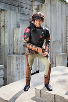 Hiccup Cosplay, Pax West 2017, Seattle, WA, USA.