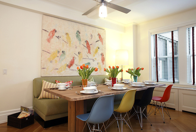 Dining Room, Upper West Side, New York City