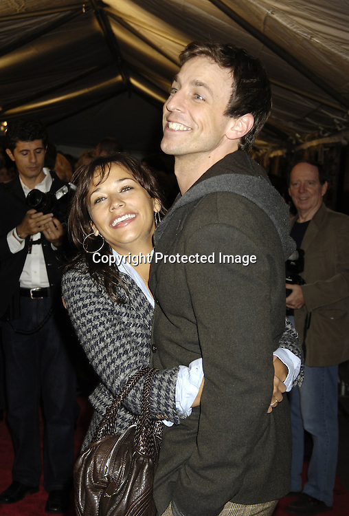 """Rashida Jones and Seth Meyers..at The New York Premiere of """"Elizabethtown""""  on     October 10, 2005 at The Loews LIncoln Square. ..Photo by Robin Platzer, Twin Images"""