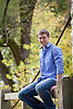 John Damrow senior picture (low res untouched), October 6, 2013