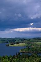 Europe/France/Limousin/23/Creuse: Lac de Vassivière