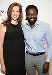 Cathryn Henry and Joshua Henry attends the 61st Annual Grammy Nominee Celebration at Second on January 28, 2019 in New York City.