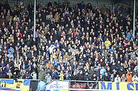 VOETBAL: CAMBUURSTADION: LEEUWARDEN: 03-11-2013, Cambuur-Feyenoord, uitslag 0- 2, Publiek, ©foto Martin de Jong