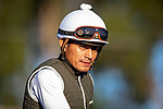 OCT 25: Abel Cedillo at Santa Anita Park in Arcadia, California on Oct 25, 2019. Evers/Eclipse Sportswire/Breeders' Cup