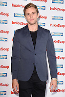 Jared Garfield<br /> at the Inside Soap Awards 2016 held at the Hippodrome Leicester Square, London.<br /> <br /> <br /> ©Ash Knotek  D3157  03/10/2016