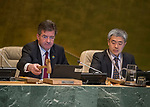 Question of equitable representation on and increase in the membership of the Security Council and other matters related to the Security Council [item 122]