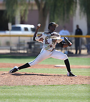 Julio Astacio - 2018 Central Arizona College Vaqueros (Bill Mitchell)