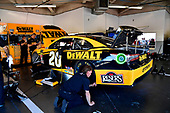 Monster Energy NASCAR Cup Series<br /> Daytona 500<br /> Daytona International Speedway, Daytona Beach, FL USA<br /> Saturday 17 February 2018<br /> Erik Jones, Joe Gibbs Racing, DEWALT Toyota Camry<br /> World Copyright: Rusty Jarrett<br /> LAT Images
