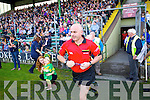 Referee John Sexton at the County Senior Final at Austin Stack Park Tralee on Sunday.