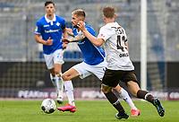 , v.l. Tobias Kempe (SV Darmstadt 98), Sebastian Ohlsson (FC St. Pauli)<br /> - 23.05.2020: Fussball 2. Bundesliga, Saison 19/20, Spieltag 27, SV Darmstadt 98 - FC St. Pauli, emonline, emspor, v.l. <br /> <br /> Foto: Florian Ulrich/Jan Huebner/Pool VIA Marc Schüler/Sportpics.de<br /> Nur für journalistische Zwecke. Only for editorial use. (DFL/DFB REGULATIONS PROHIBIT ANY USE OF PHOTOGRAPHS as IMAGE SEQUENCES and/or QUASI-VIDEO)