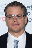 BURBANK, CA - OCTOBER 19: Matt Damon at the 23rd Annual Environmental Media Awards held at Warner Bros. Studios on October 19, 2013 in Burbank, California. (Photo by Xavier Collin/Celebrity Monitor)