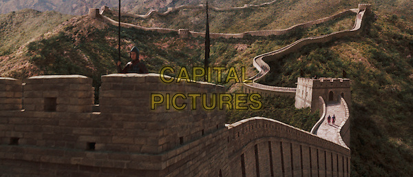 GREAT WALL OF CHINA.in The Mummy: Tomb of the Dragon Emperor.*Filmstill - Editorial Use Only*.CAP/FB.Supplied by Capital Pictures.