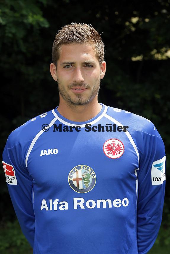 Kevin Trapp - Eintracht Frankfurt Mannschaftsfoto 2013/14