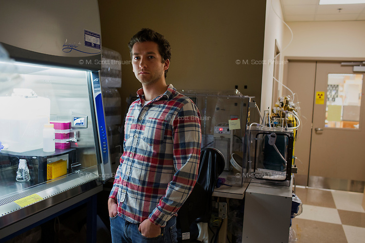 Mark Smith is a PhD candidate in MIT's Microbiology Graduate Program and helps run the OpenBiome project at MIT in Cambridge, Massachusetts, USA.  The OpenBiome project screens donations for a variety of disease agents and then provides these samples to hospitals around the US for treatment of clostridium difficile infection, which affects approximately 500,000 people in the US and kills about 14,000 annually. The samples are used in fecal microbiotal transplants (fecal transplants) and work as extremely efficient treatment for c. difficile infections.
