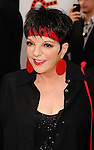 HOLLYWOOD, CA - APRIL 12: Liza Minnelli attends the World Premiere of 40th Anniversary Restoration of 'Cabaret' at Grauman's Chinese Theatre on April 12, 2012 in Hollywood, California.
