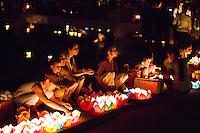 Lantern festival in Hoi An, Veitnam