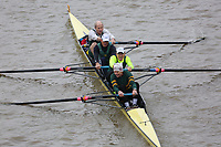 Crew: 124   Crabtree   F 4+<br /> <br /> Veteran Fours Head 2017<br /> <br /> To purchase this photo, or to see pricing information for Prints and Downloads, click the blue 'Add to Cart' button at the top-right of the page.