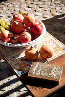 Pomegranates, Umbria, Italy
