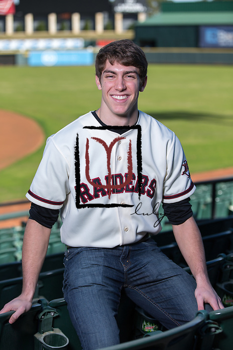Conor Murphy, baseball player, Rouse High School  (LOURDES M SHOAF for Round Rock Leader - lulyphoto.com)