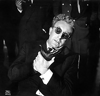Dr. Strangelove or: How I Learned to Stop Worrying and Love the Bomb (1964)<br /> Peter Sellers<br /> *Filmstill - Editorial Use Only*<br /> CAP/KFS<br /> Image supplied by Capital Pictures